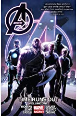 Avengers: Time Runs Out Vol. 1 Kindle Edition