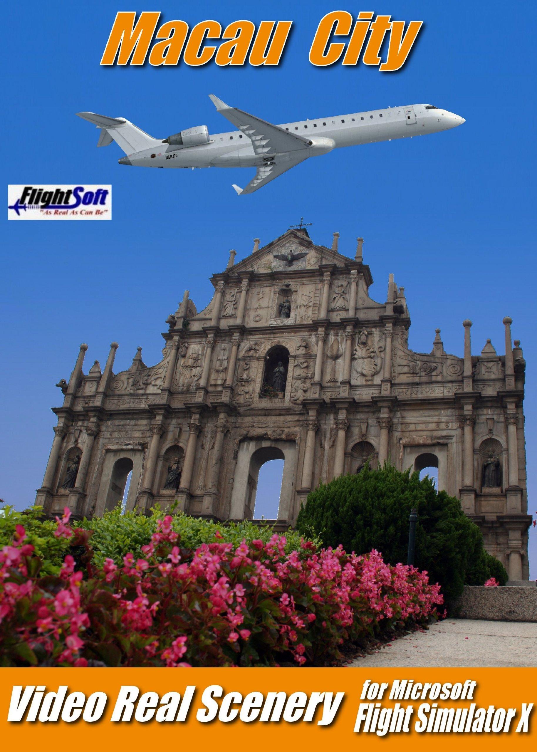 Amazon com: Fly To Macau FSX [Download]: Video Games