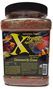 Xtreme Aquatic Foods 2211-F Community Crave Flake, 8 oz