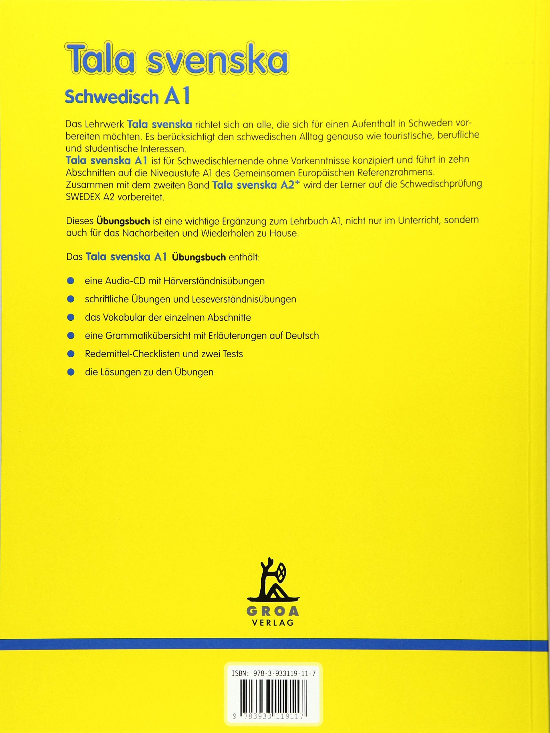 Tala svenska - Schwedisch / Tala svenska - Schwedisch A1: Übungsbuch ...