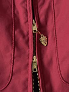 Scottish Drizzler Jacket 114-03-0890: Red