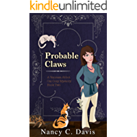 Probable Claws (Vanessa Abbot Cat Cozy Mystery Series Book 2)