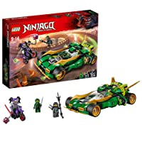 LEGO UK 70641 Ninjago Ninja Nightcrawler Set