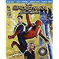 Spider-Man Homecoming Exclusive: Comic Book & Bonus Content (Blu-ray + DVD + Digital)