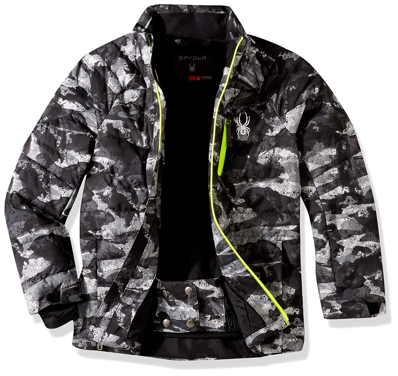 Spyder Boys Impulse Synthetic Down Ski Jacket