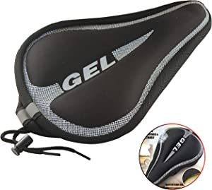 Giveaway: DEERU Gel Bike Seat Cover- Premium Bicycle Saddle Pad