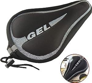 Giveaway: DEERU Gel Bike Seat Cover- Premium Bicycle Saddle Pad