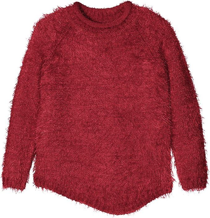Blue Seven M/ädchen Pullover Von Felpa Bambina