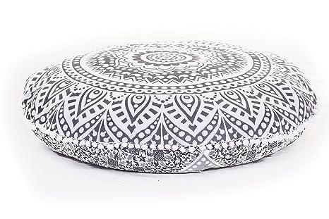 Funda de almohada de suelo grande de 81 cm, diseño de ...