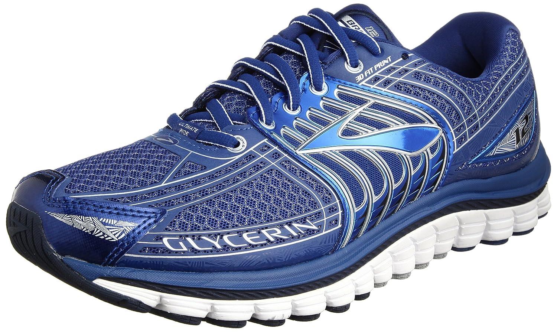 MMen's Glycerin Brooks 12 blue 5 ShoesM Running bluesilvers 10 xtCshQdBor