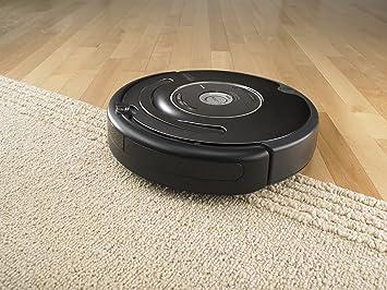iRobot Roomba 581 - Robot aspirador (diámetro 34 cm, autonomía 120 ...