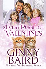 A Very Purrfect Valentine's: A Sweet Romance Novella Kindle Edition
