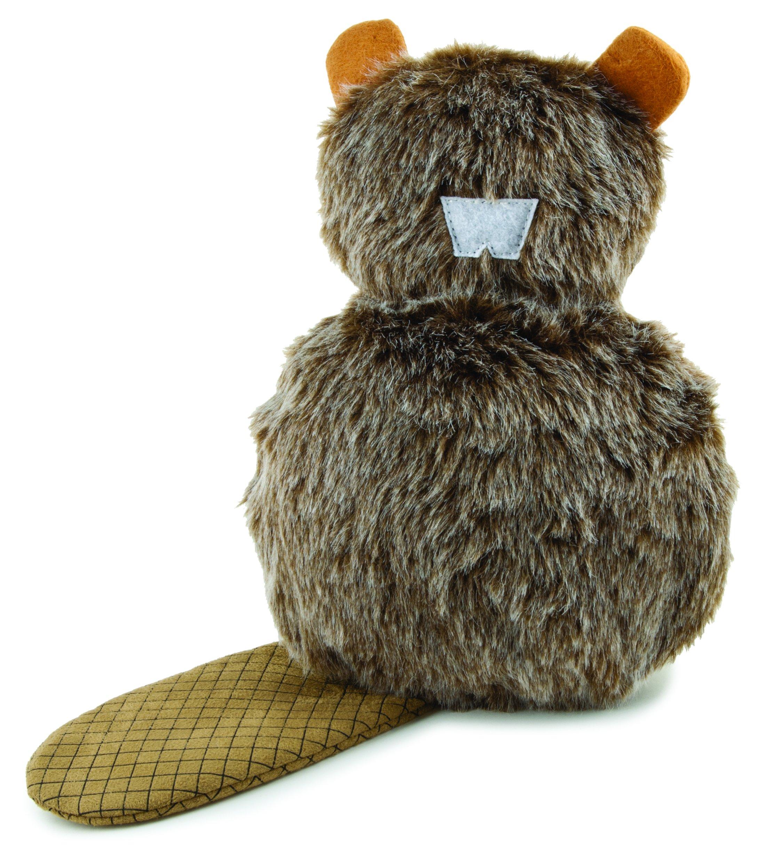 PetSafe Pogo Plush Toys - Durable Squeaker Dog Toy Without Stuffing