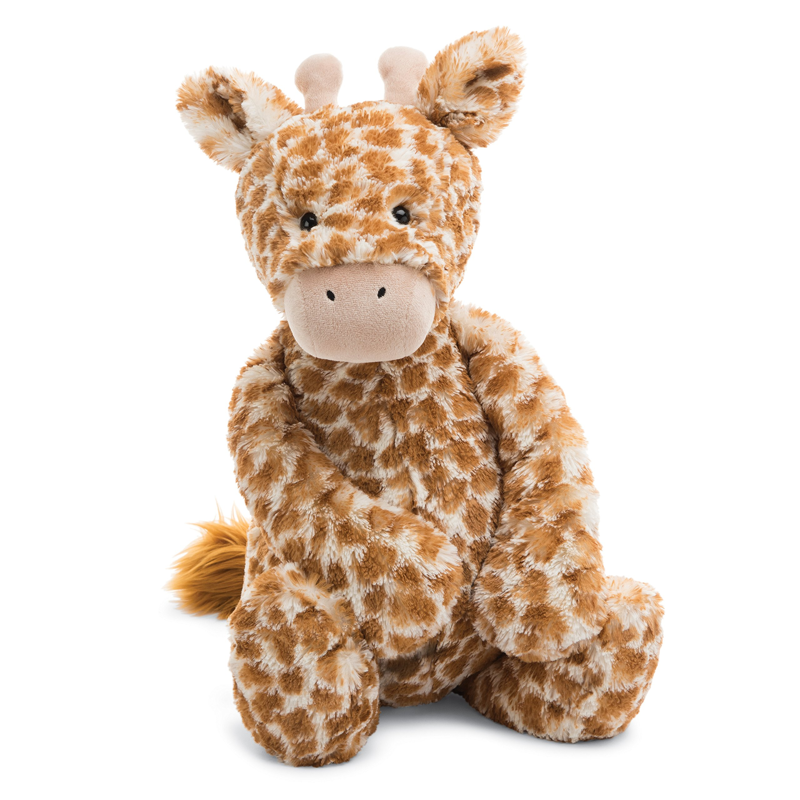 Jellycat Bashful Giraffe Stuffed Animal, Huge, 21 inches by Jellycat
