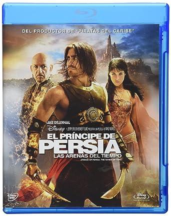 El Principe De Persia Las Arenas Del Tiempo Prince Of Persia The Sands Of Time Jake Gyllenhaal Gemma Arterton 2 Discos Ntsc Blu Ray Region A Dvd Region 1 4 Import Latin America Movies