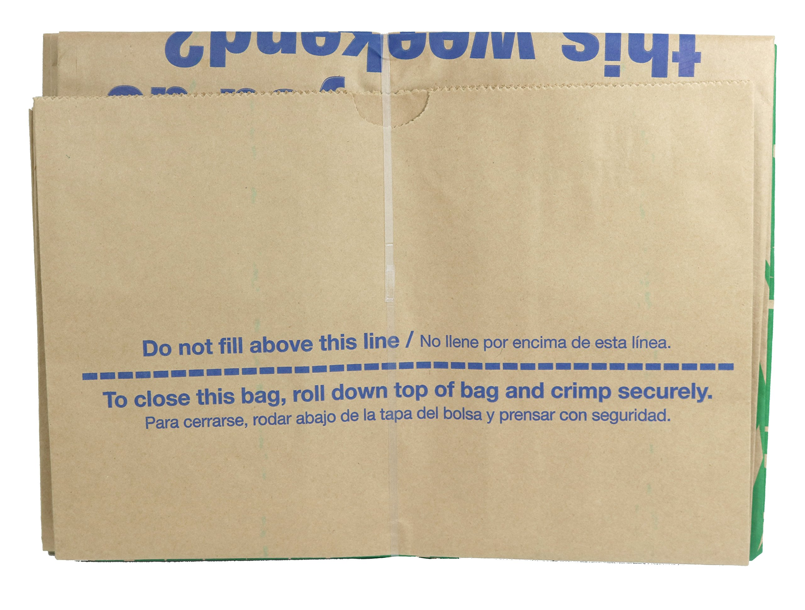 Lowe's H&PC-75419 (25 Count) 30 Gallon Heavy Duty Brown Paper Lawn and Refuse Bags for Home, Original Version by Lowe's (Image #5)