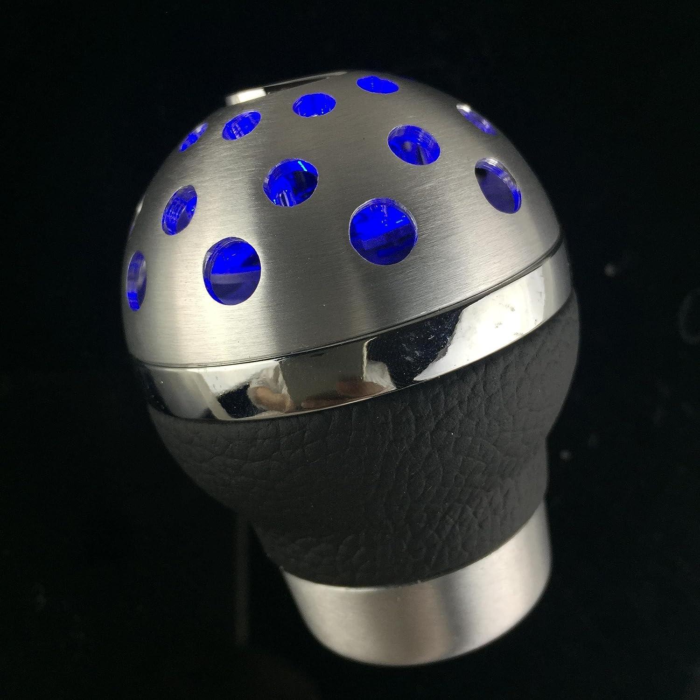 Bingohobby beleuchtet LED Schaltknauf 5 Gang 6 Gang Schalthebel kn/äufe Gear shift knob Universal Auto Tuning Ersatz Autozubeh/ör Reparaturteile