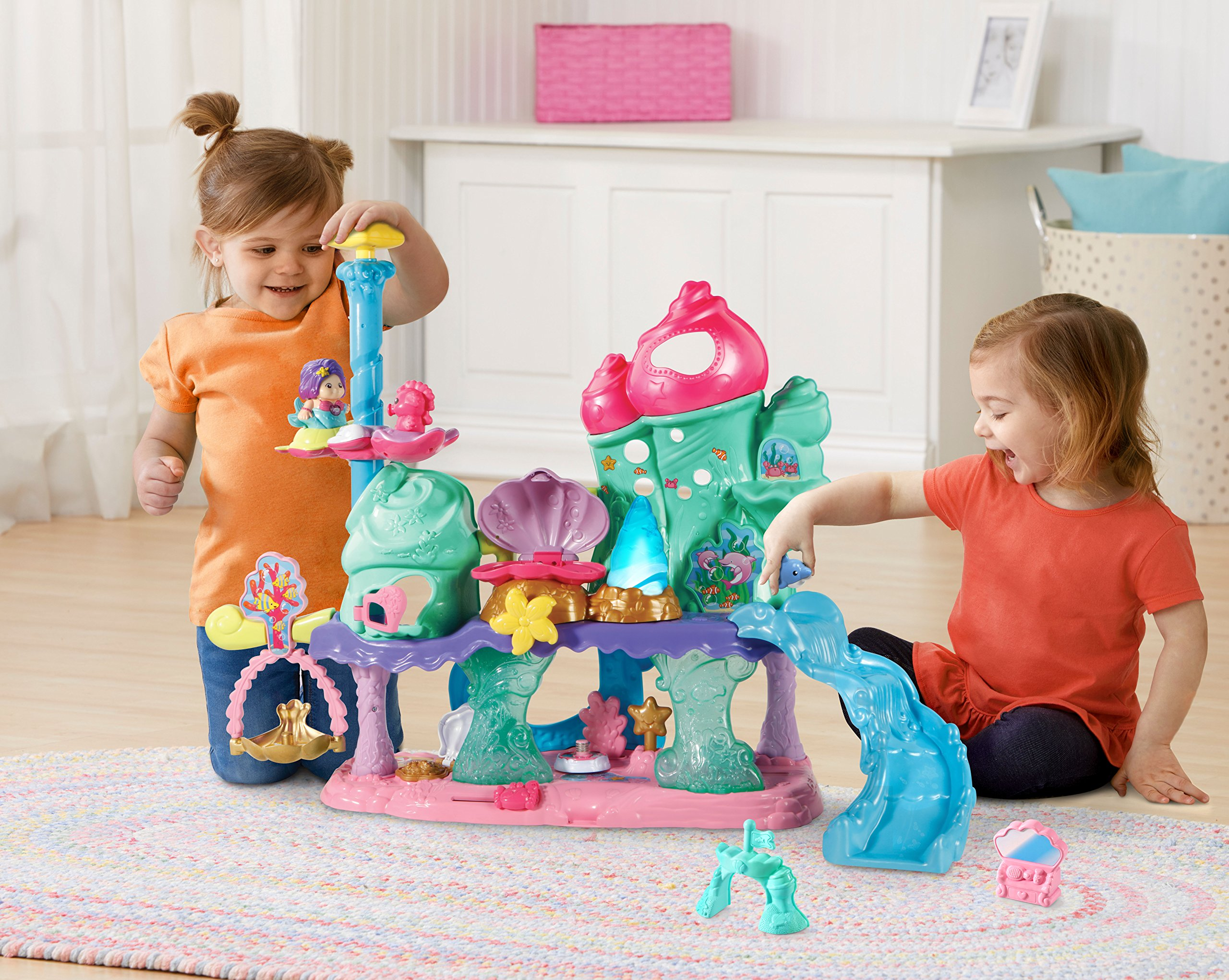 VTech Go! Go! Smart Friends Shimmering Seashell Castle by VTech (Image #3)