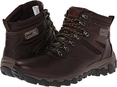 Cold Springs Plus Plain Toe Boot