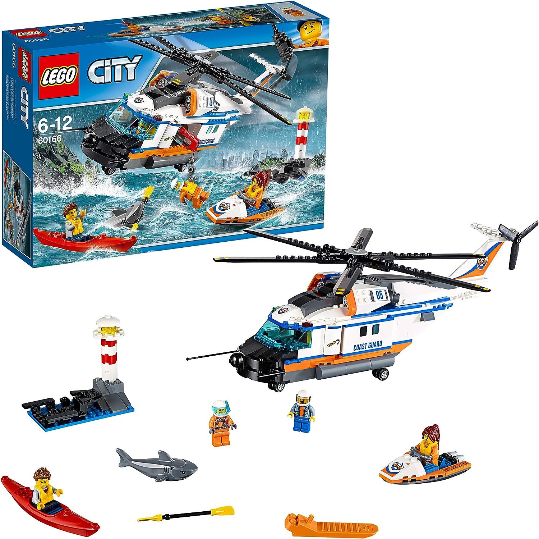 LEGO City Coast Guard - Heavy-Duty Rescue Helicopter