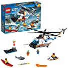 "LEGO UK 60166 ""Heavy Duty Rescue Helicopter Construction Toy"