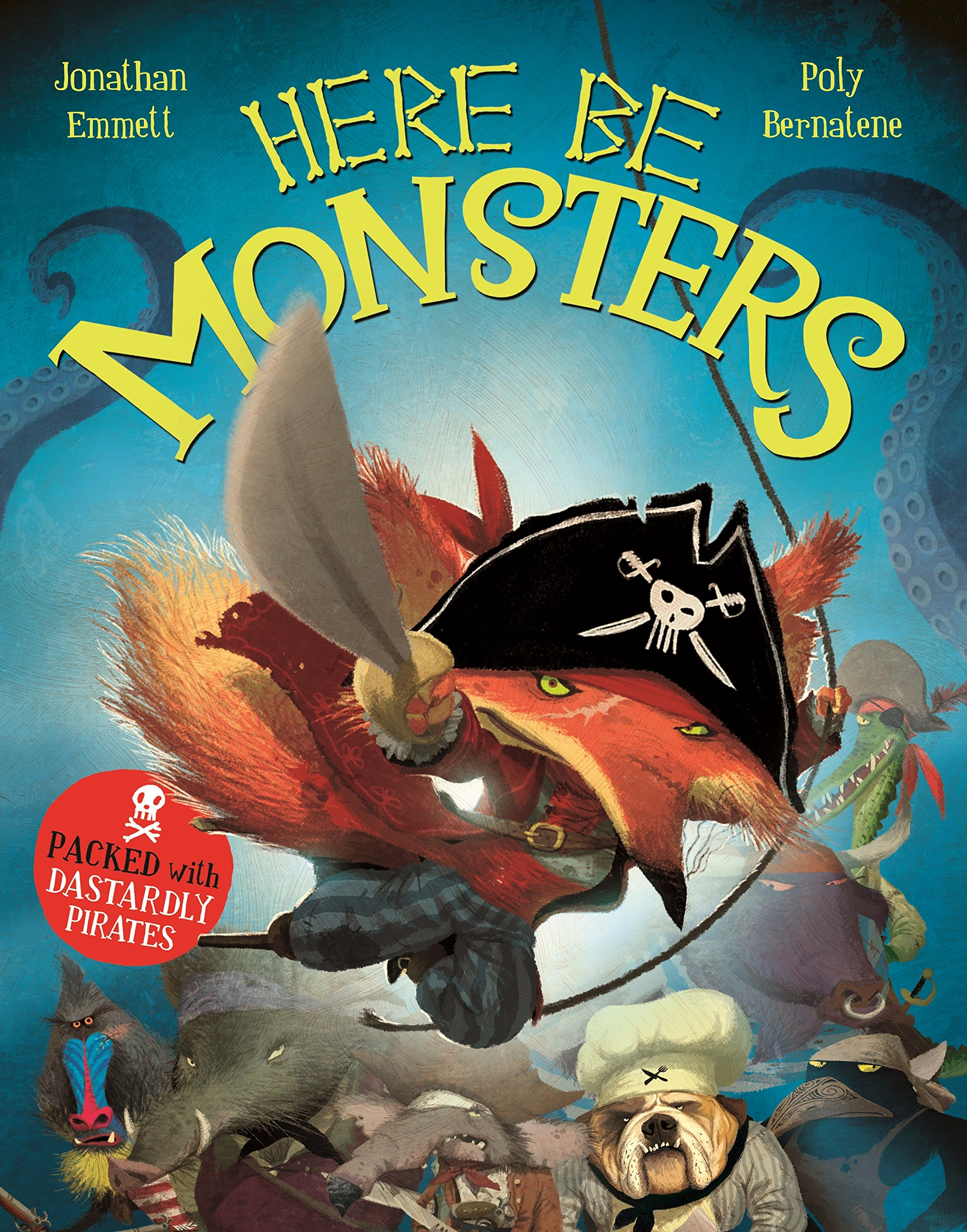 Download Here Be Monsters ebook