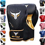 Mytra Fusion Boxing Gloves for Training Punching Sparring Punching Bag Focus Pads Gloves
