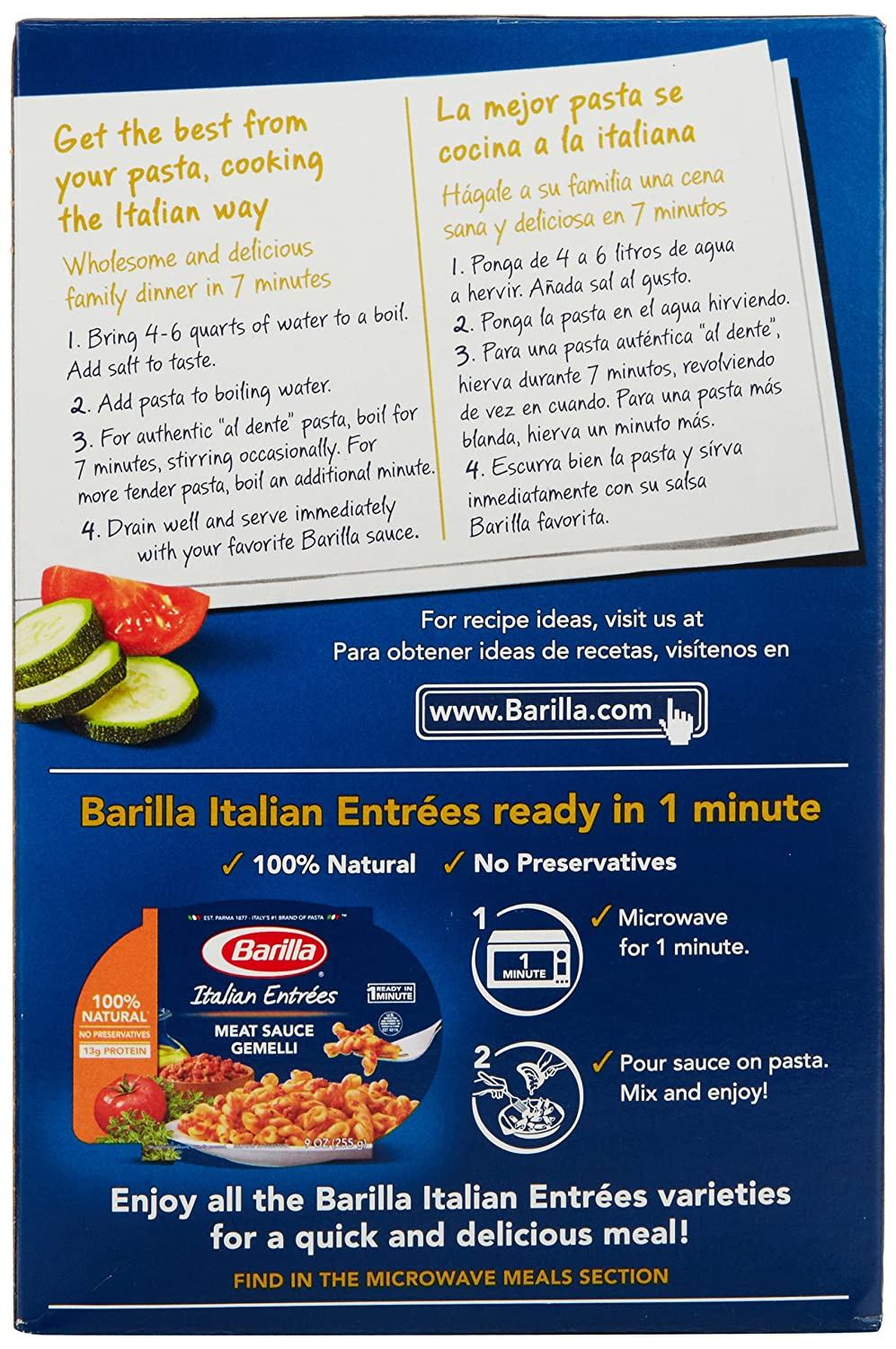 barilla spa case channels of distribution barilla divided its  com barilla pasta rotini ounce prime pantry
