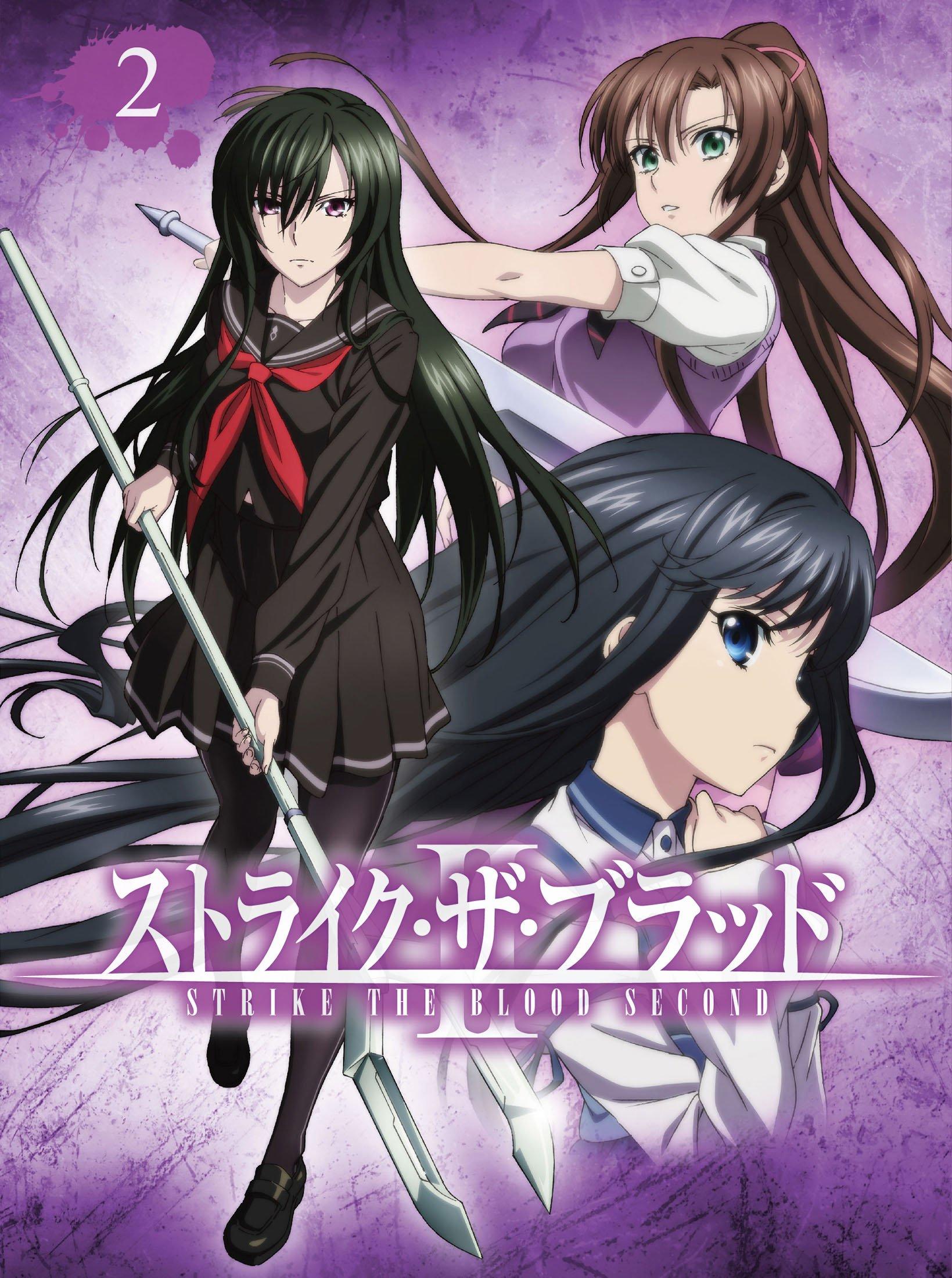 Mua ストライク ザ ブラッド Ii Ova Vol 2 初回仕様版 Blu Ray Tren Amazon Nhật Chinh Hang Fado