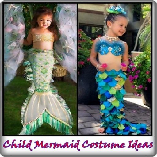 [Child Mermaid Costume Ideas] (Kids Costumes Idea)