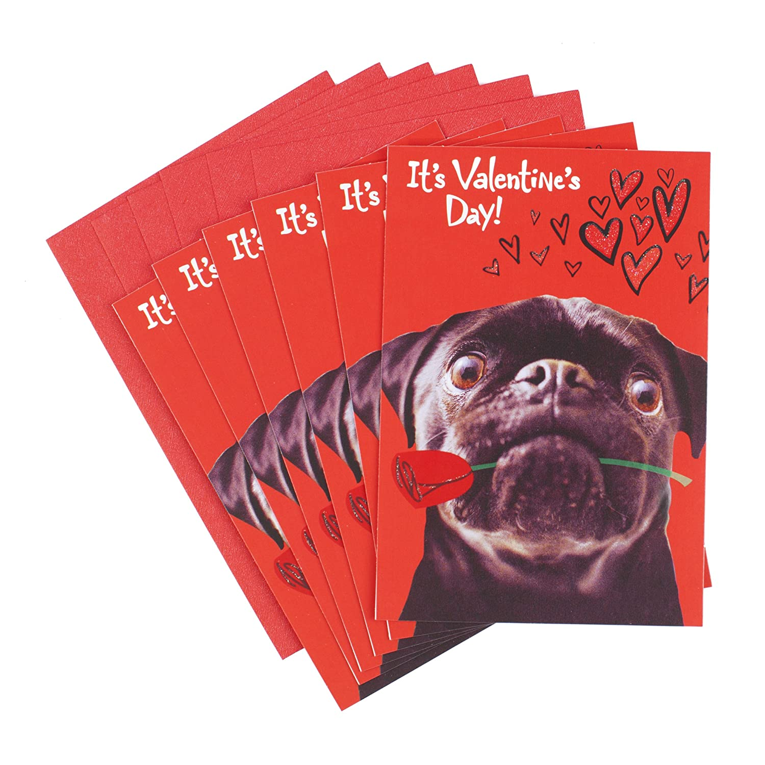Amazon Hallmark Funny Valentines Day Greeting Card Assortment
