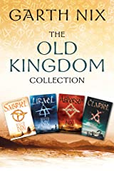 The Old Kingdom Collection: Sabriel, Lirael, Abhorsen, Clariel Kindle Edition