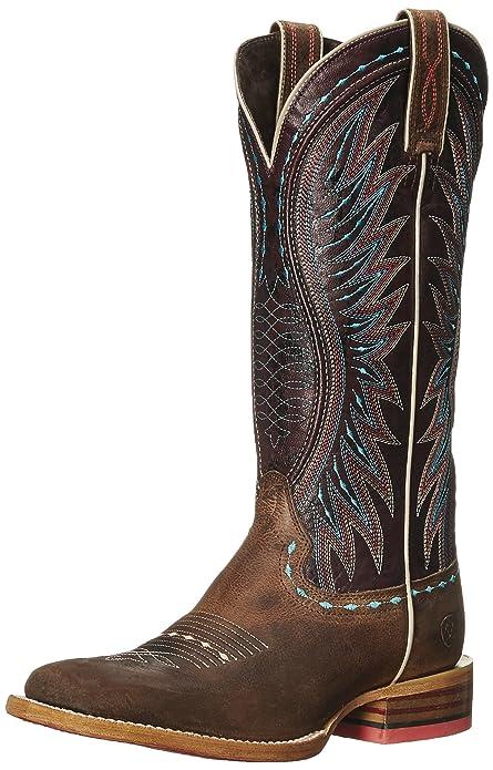 f5adbb580135 Ariat Women s Vaquera Western Cowboy Boot  Amazon.ca  Shoes   Handbags
