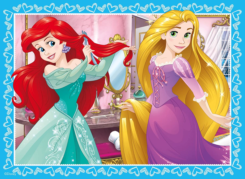 Amazoncom Ravensburger Disney Princess Puzzle Toys Games