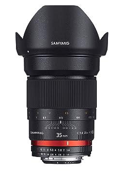 Samyang 35mm F1.4 MFT