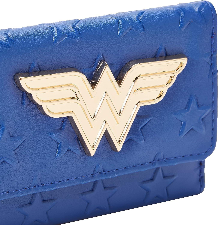 Wonder Woman Deluxe Comic Book Wallet