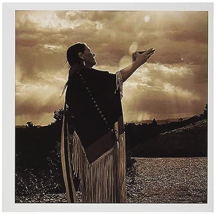 Amazon 3drose native american medicine woman santa fe nm 3drose native american medicine woman santa fe nm greeting cards 6quot x m4hsunfo