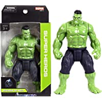 Avengers Toys Set - Hulk - Age of Ultron Superhero Collection, Kids Infinity war Collection