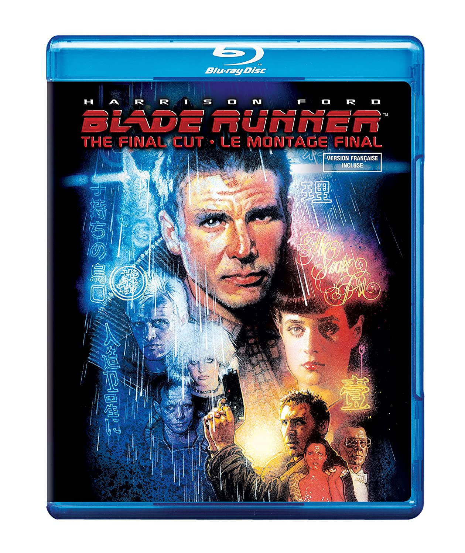 Blade Runner Final Cut [Blu-ray] (Bilingual) Harrison Ford Sean Young Edward James Olmos Daryl Hannah