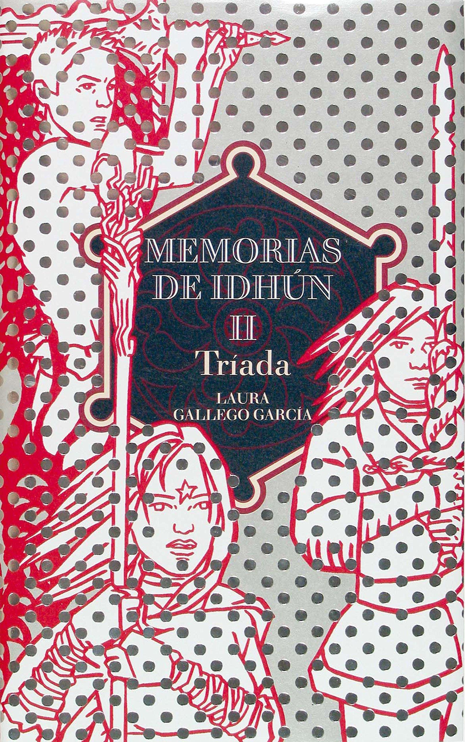 memorias de idhun libros