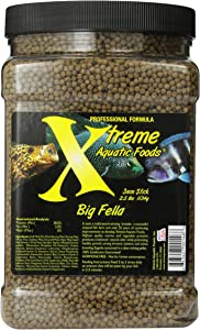Xtreme Aquatic Foods 2146-F Big Fella Stick Fish Food, 2.5 lbs