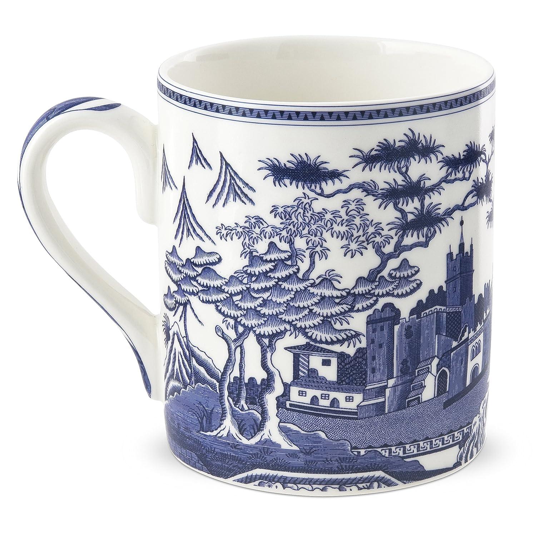 Spode Blue Room Gothic Castle Mug 16 Oz Spode China SYNCHKG024054