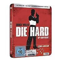Stirb Langsam (Steelbook, inkl. Blu-ray) [4K Blu-ray]