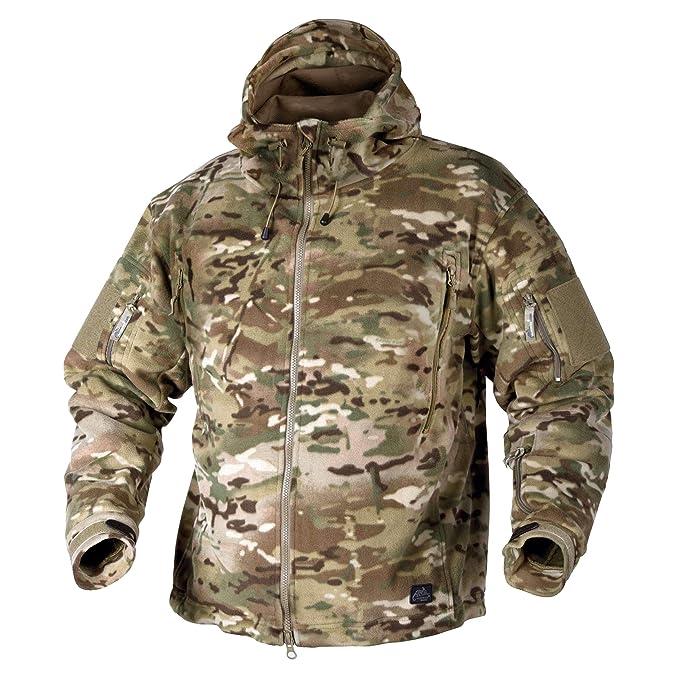 helikon tex patriot jacke fleece