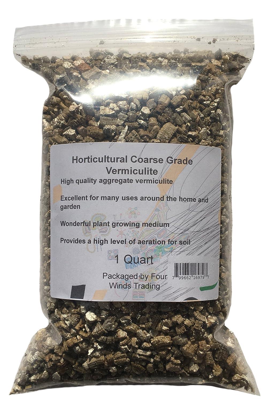amazon com horticultural coarse grade vermiculite 1 quart
