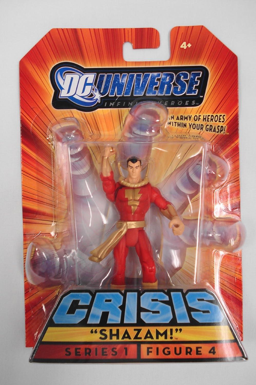 DC Universe Infinite Heroes Crisis Shazam Action Figure Series 1 Figure 4