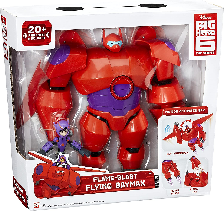 Big Hero 6 41305 Flame Blast Flying Baymax Toy