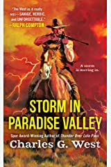 Storm in Paradise Valley Kindle Edition