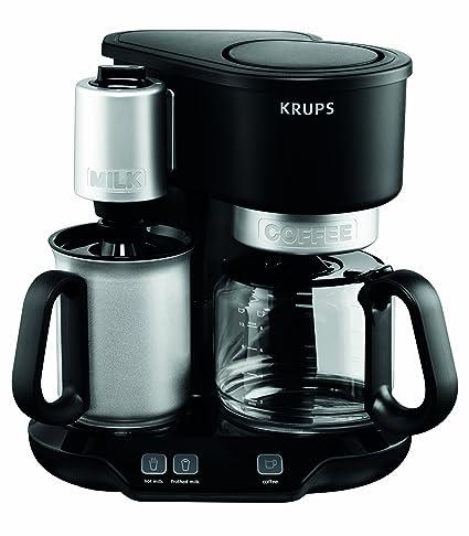 Amazoncom Krups Km310850 Latteccino 2 In 1 Coffee Maker Machine