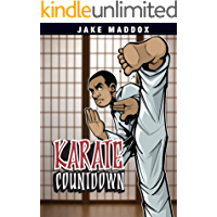 Karate Countdown (Jake Maddox Sports Stories)